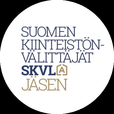 SKVL:n jäsen logo